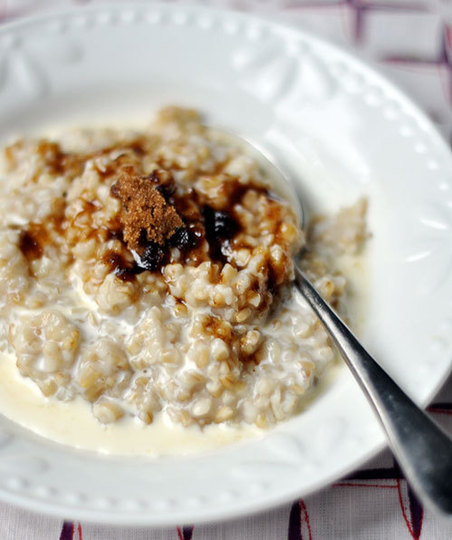 Good Enough to Eat – Steel Cut Oats